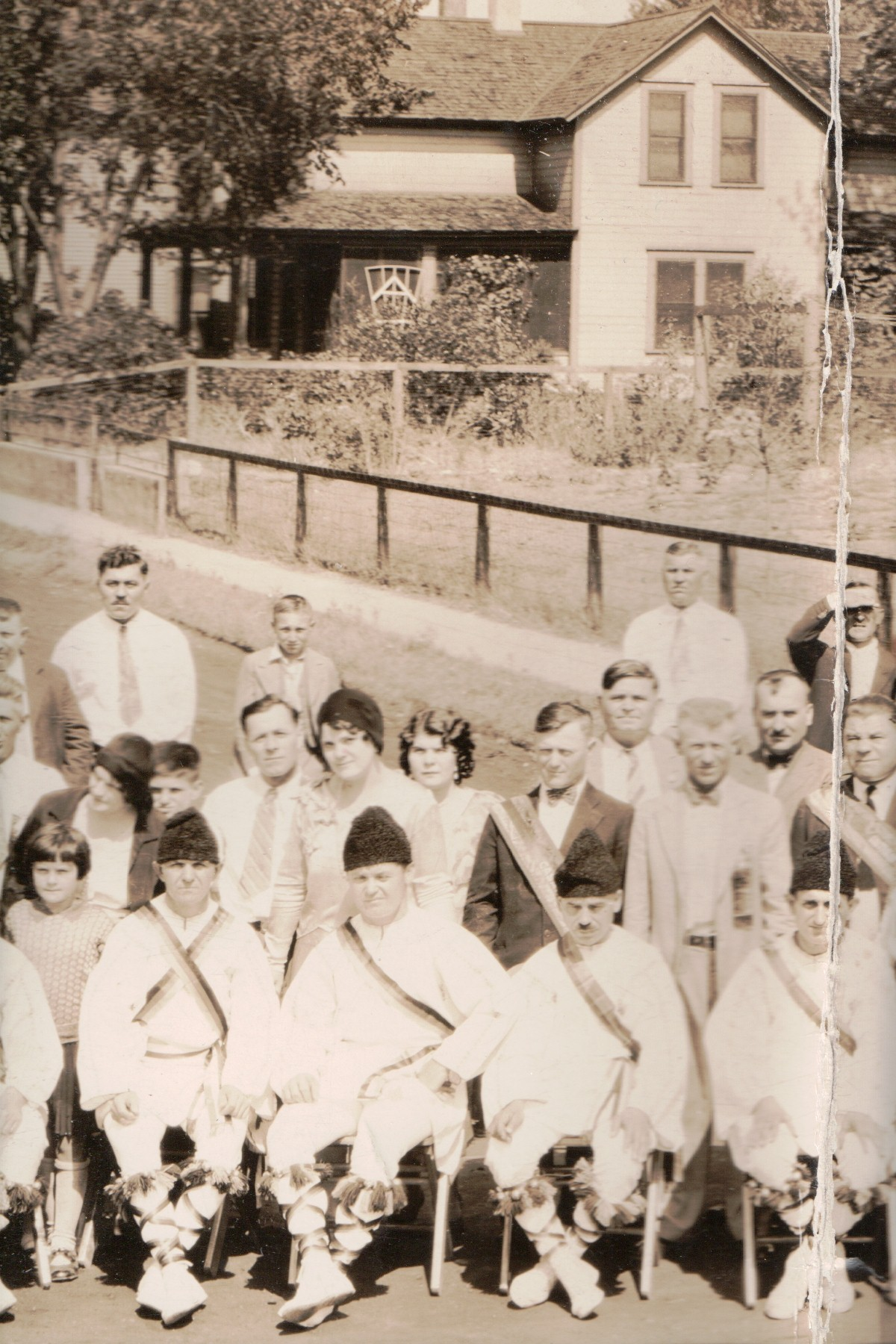 St Marys 1930s