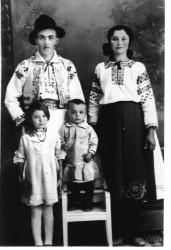 Romanian Family