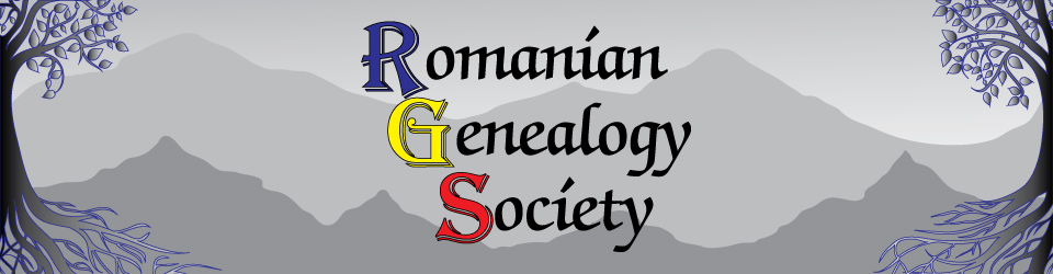 Home - Romanian Genealogy Society