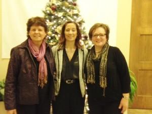 RGS Board Members, Jean, Dorrene, Vicki